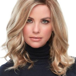 Clair Synthetic Lace Front Wig Mid-length For Women