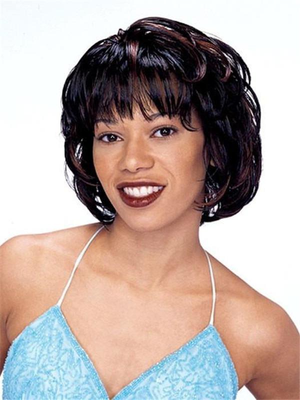 Short Denver Ii Synthetic Wig Basic Cap For Women