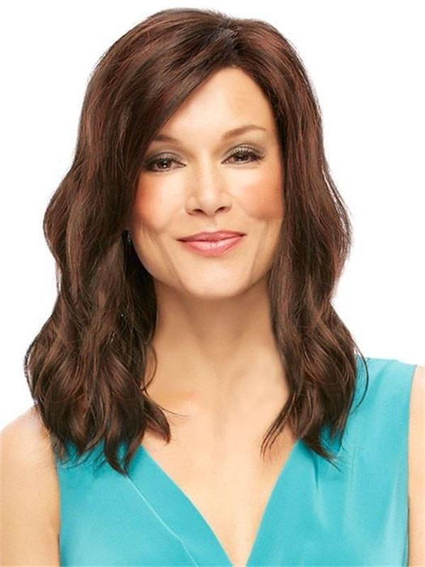 Heidi Synthetic Lace Front Wig Rooted For Women