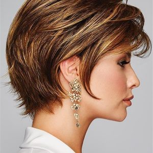 Short Hope Synthetic Wig Basic Cap For Women