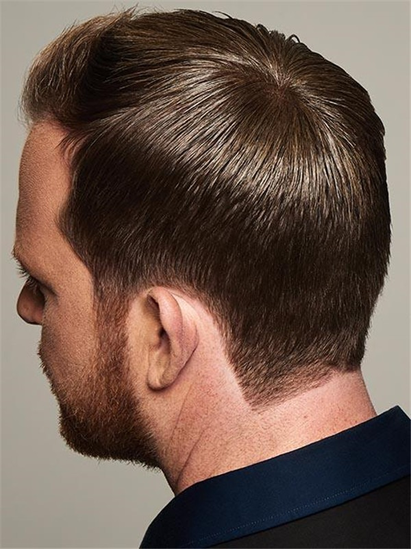 Effect Synthetic Top Piece Topper Half