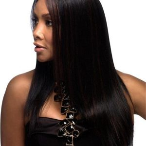 Long Synthetic Lace Front Wig Basic Cap For Women