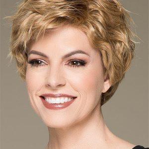 Short Mondo European Remy Human Hair Wig For Women