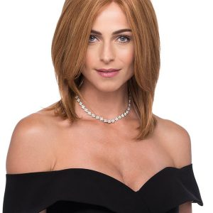 Rooted Remi Human Hair Wig Lace Front For Women