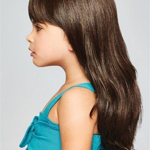 Long Pretty In Layers Synthetic Hf Wig For Kids