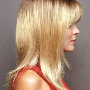 Long Rooted Seville Synthetic Wig Basic Cap For Women