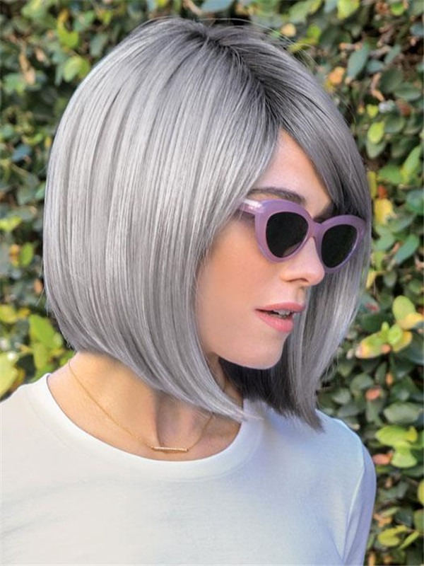 Short Vada Synthetic Lace Front Wig For Women