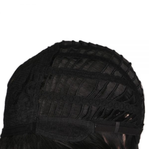 Popular Women Long Wavy Basic Cap Synthetic Wig